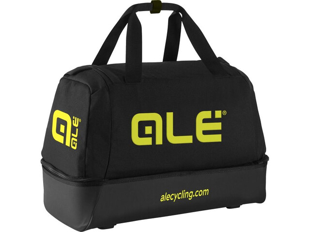 Alé Cycling Bag black-fluo yellow